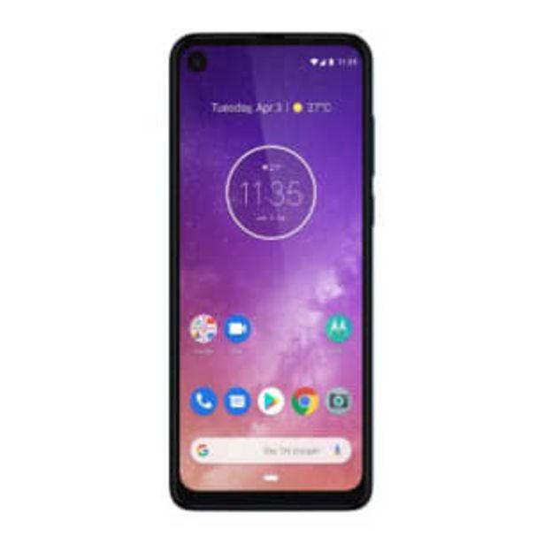 Oferta de Smartphone Motorola One Vision Azul Ultramar Telcel por $7159.98