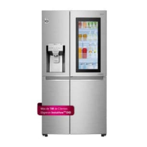 Oferta de Refrigerador LG Instaview Door in Door 26 Pies Cúbicos por $35804.15