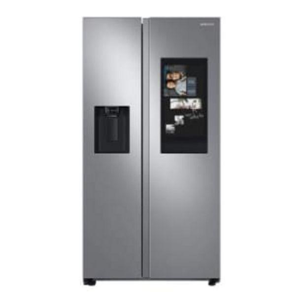 Oferta de Refrigerador Samsung Dúplex con Family Hub 27 Pies Cúbicos por $45190