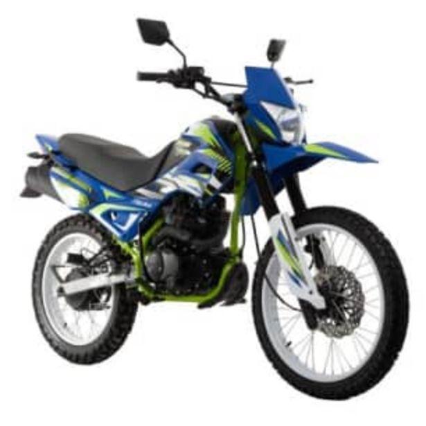 Oferta de Motocicleta Italika DM200 2020 por $32725.76