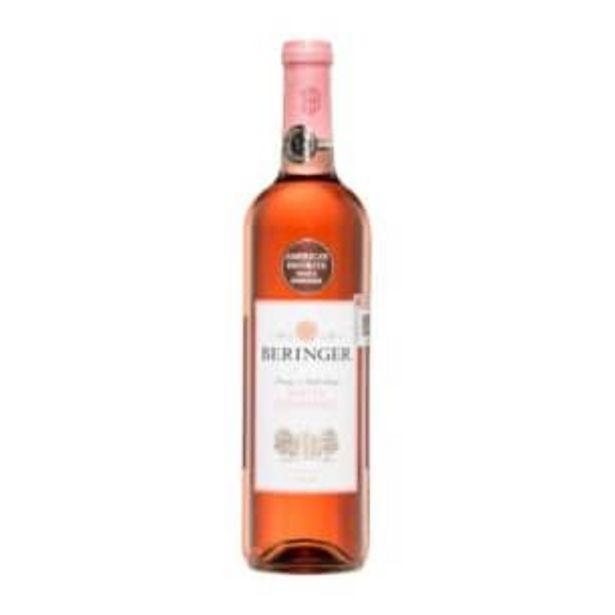 Oferta de Vino Rosado Beringer White Zinfandel White Zinfandel 750 ml por $179.03