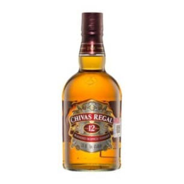 Oferta de Whisky Chivas Regal 12 Años 750 ml por $561.63