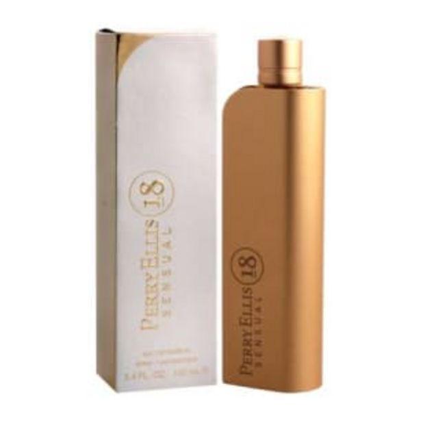 Oferta de Perfume Perry Ellis 18 Sensual para Dama 100 ml por $612.78