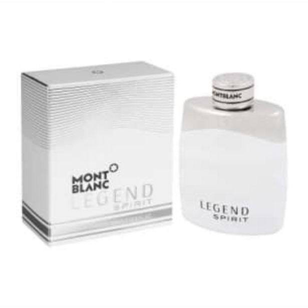 Oferta de Perfume Mont Blanc Legend Spirit para Caballero 100 ml por $1175.43