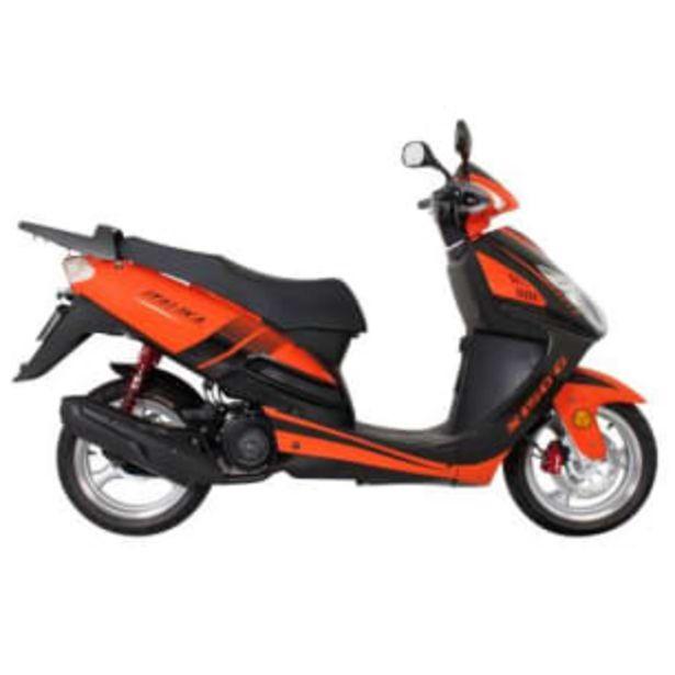 Oferta de Motocicleta Italika X150 G 2020 por $24541.75
