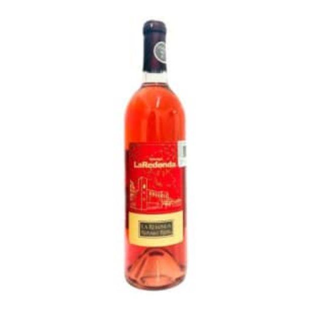 Oferta de Vino Rosado La Redonda Ruby 750 ml por $107.42