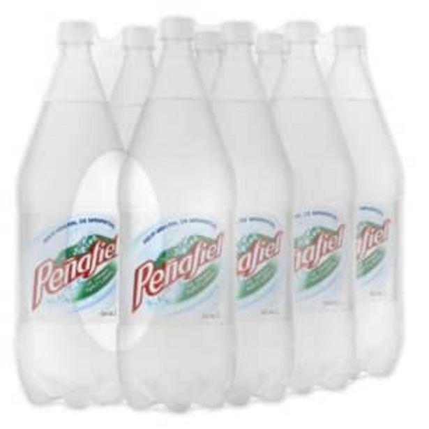 Oferta de Agua Mineral Peñafiel 8pzas de 2 l c/u por $144.23