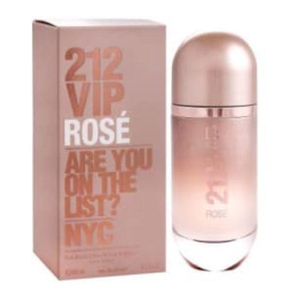 Oferta de Perfume Carolina Herrera 212 VIP Rosé para Dama 80 ml por $1380.03