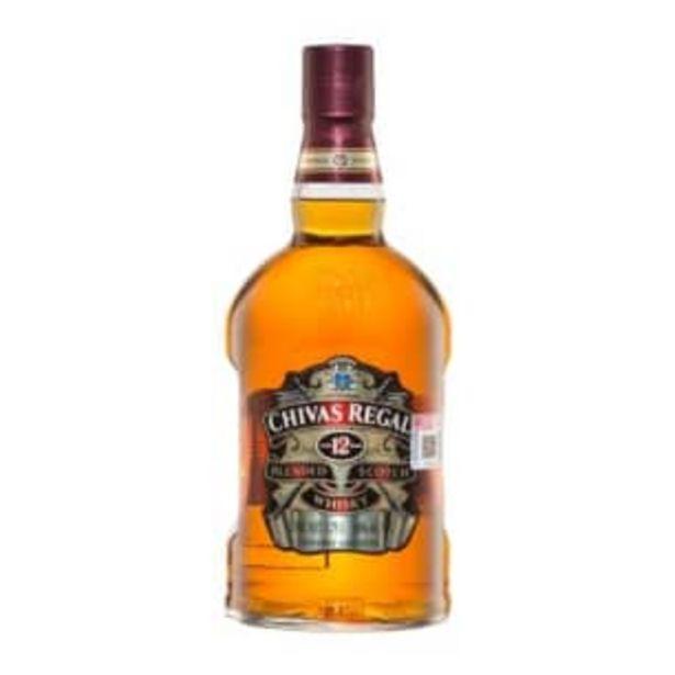 Oferta de Whisky Chivas Regal 12 con 1.75 l por $1124.28