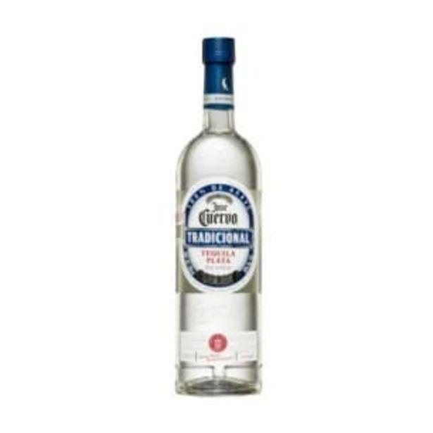 Oferta de Tequila Jose Cuervo Tradicional Plata 950 ml por $322.23