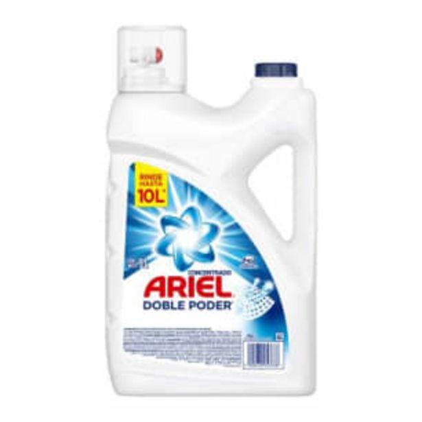 Oferta de Detergente Líquido Ariel Doble Poder 5 l por $183.12