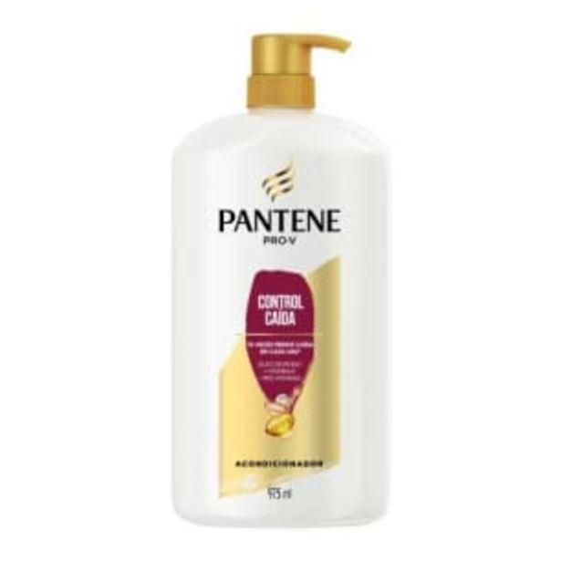 Oferta de Acondicionador Pantene Pro-V Control Caída 975 ml por $97.19