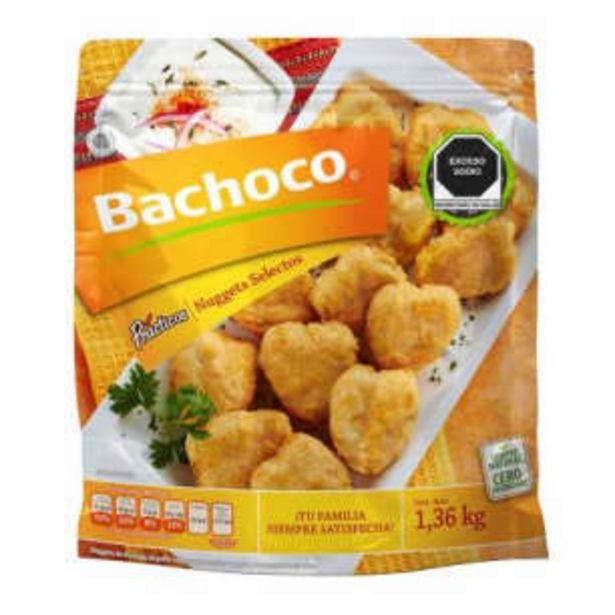 Oferta de Nuggets Bachoco Selectos 1.36 Kg por $148.34