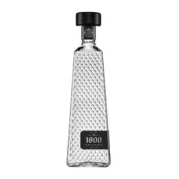 Oferta de Tequila 1800 Añejo Cristalino 1.75 l por $1293.05