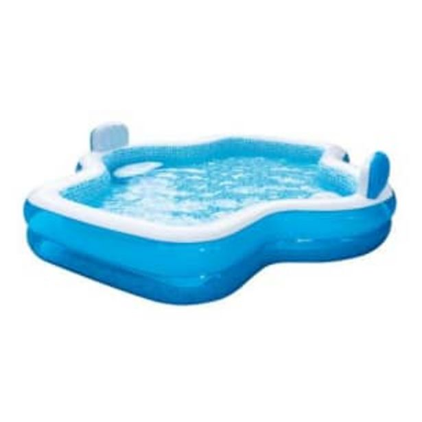 Oferta de Alberca Inflable Summer Waves Familiar por $951.49