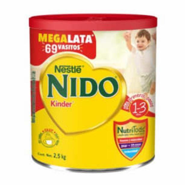 Oferta de Leche en Polvo Nido Kinder 2.5 kg por $316.11
