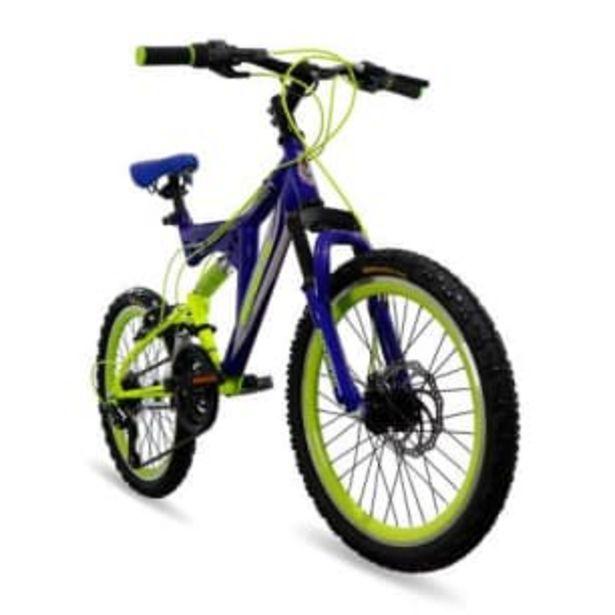 Oferta de Bicicleta Benotto Drone Juvenil MTB Rodada 20 por $2556.48