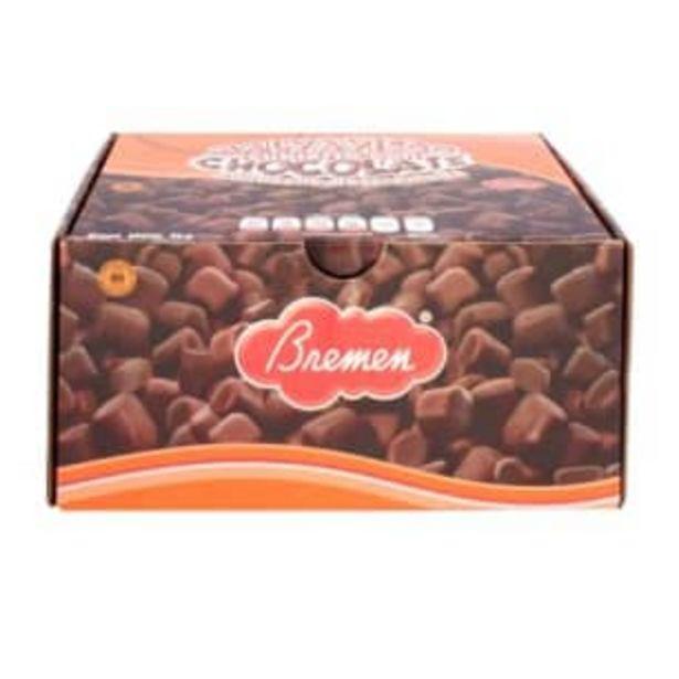 Oferta de Malvavisco Bremen Mini con Chocolate 1 kg por $105.88