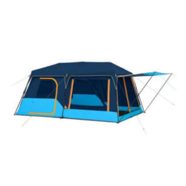 Oferta de Tienda de Campaña Camp Valley de Cabina por $2863.38