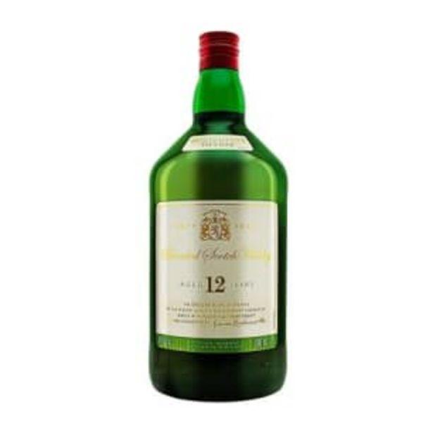Oferta de Whisky Buchanan's 12 Años 1.75 l por $1338.08