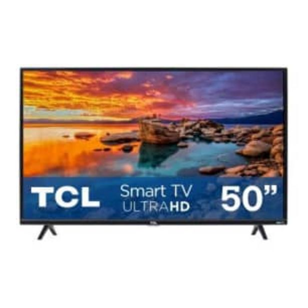 Oferta de Pantalla TCL 50 Pulgadas UHD 4K Roku TV por $8694.48