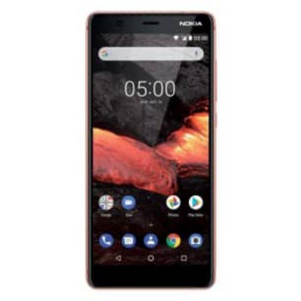 Oferta de Smartphone Nokia 5.1 Cobre Telcel por $1328.88