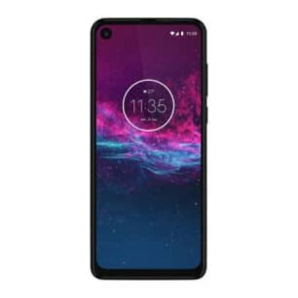Oferta de Smartphone Motorola One Action Azul Desbloqueado por $6136.98