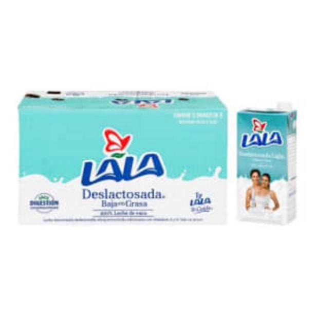 Oferta de Leche Lala Deslactosada Light 12 pzas de 1 l c/u por $240.91