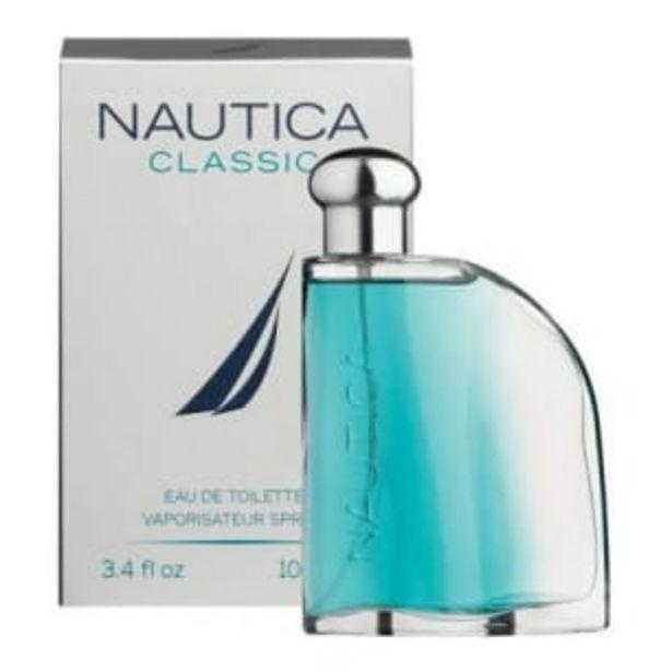 Oferta de Fragancia Nautica Classic para Caballero 100 ml por $510.48