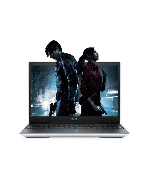 Oferta de Laptop Gamer Dell G315 3590 I5 9300H 8GB 512SSD 15.6 GTX1650 4GB Win10 blanco 27M7R por $28499