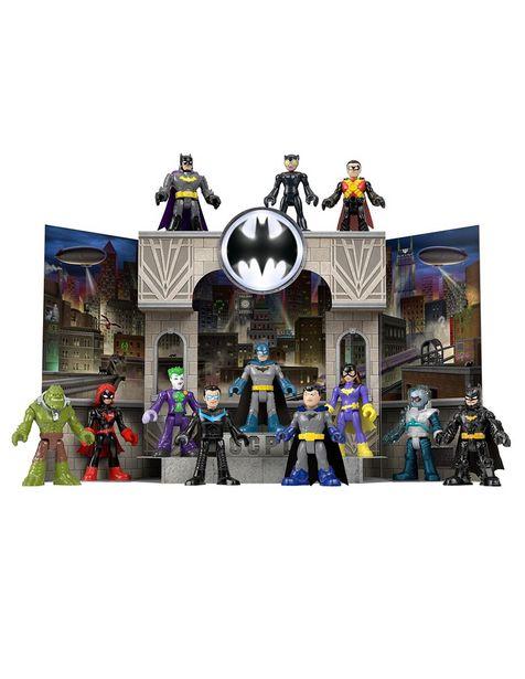 Oferta de Set Caja Secreta Imaginext DC Super Friends por $155.4