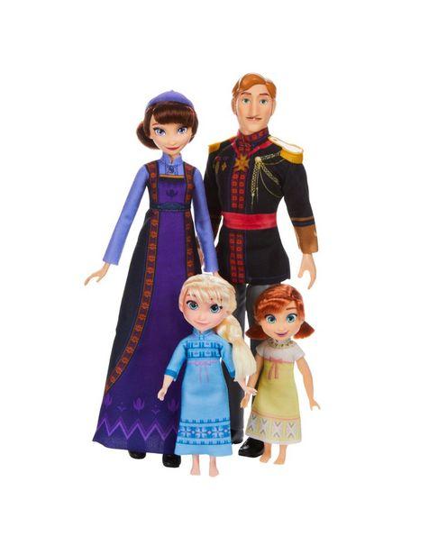 Oferta de Set de Figuras Familia Reals de Arendelle Frozen II por $1979