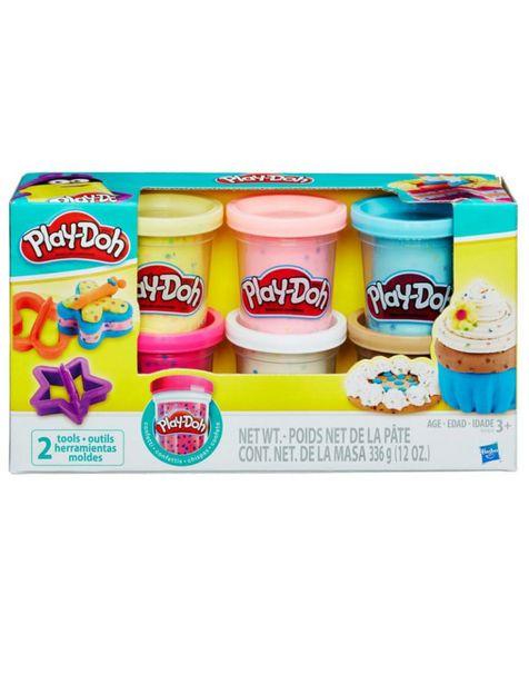 Oferta de Masa modeladora Hasbro Play-Doh Confetti por $159.2