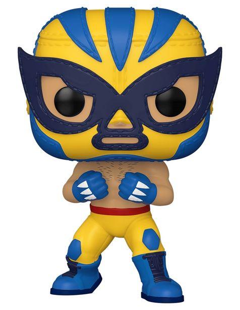Oferta de Figura Wolverine POP! Marvel Luchadores por $149