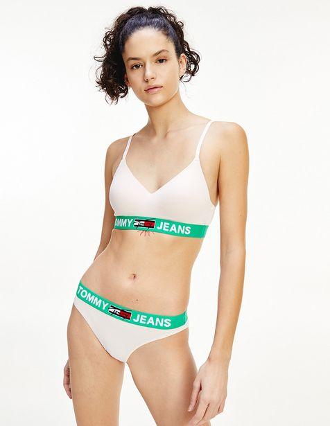 Oferta de Bikini Tommy Hilfiger con logotipo por $349.3