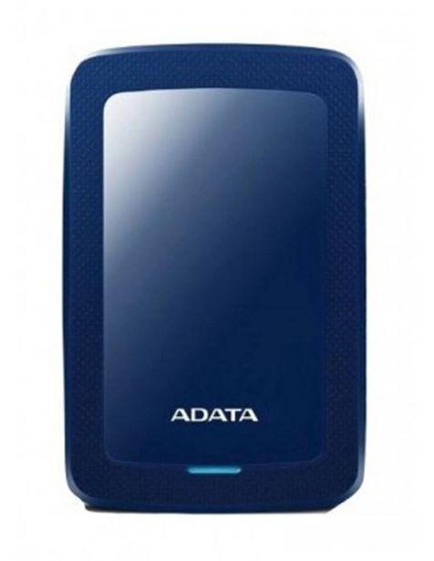 Oferta de Disco Duro Externo Adata HV300 1TB azul por $1213
