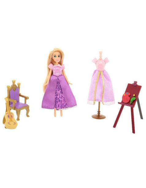 Oferta de Set de Muñeca Disney Collection Rapunzel por $272.3