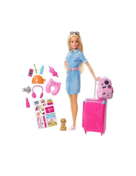 Oferta de Muñeca Barbie Viajera por $539