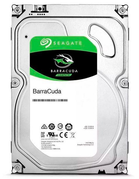 Oferta de Disco Duro Seagate 4 TB Nuevo Barracuda 3.5 Sata3 5400Rpm St4000Dm004 por $2340.97