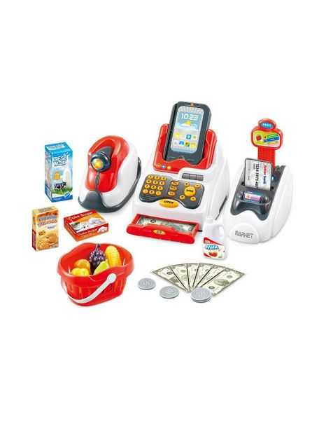 Oferta de Set Caja Registradora Toy Town por $381.65