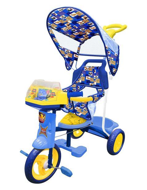 Oferta de Triciclo MyToy Rainbow azul por $2699