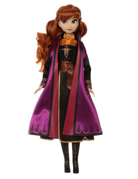 Oferta de Muñeca Disney Collection Anna Frozen II por $439.2