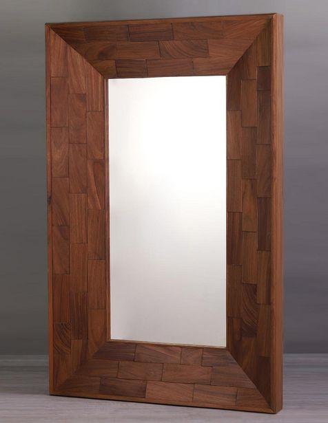 Oferta de Espejo de pie Casagora Nazina Parota por $19999.2