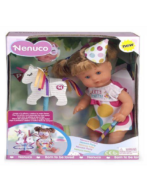 Oferta de Muñeca Nenuco Piñata Famosa por $594.15