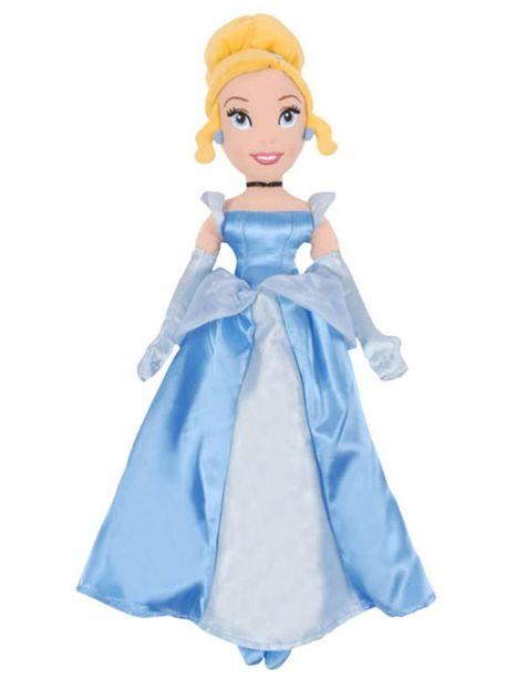 Oferta de Peluche Disney Collection Cenicienta mediana por $237.3