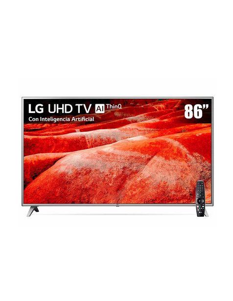 Oferta de Pantalla LG Smart TV LED de 86 Pulgadas 4K/ULTRA HD Modelo 86UM7570PUB por $71109.6