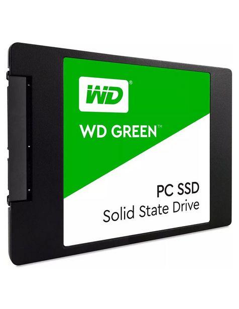 Oferta de Estado Solido SSD 480GB Western Digital Green Laptop PC 2.5 WDS480G2G0A por $1349