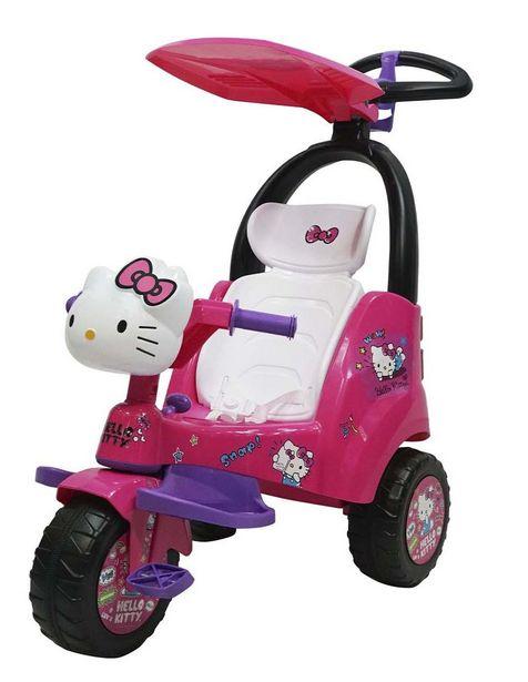 Oferta de Triciclo Super Trike Prinsel Hello Kitty por $1599