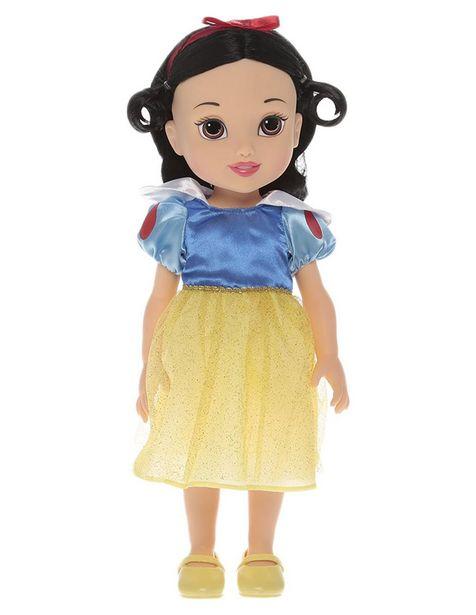 Oferta de Muñeca Disney Collection Toddler Blancanieves por $479.2