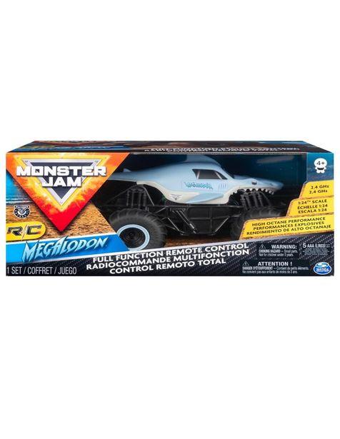 Oferta de Coche a Control Remoto Spin Master Megalodon por $449.65